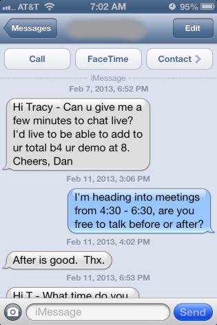 Investor Text